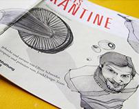 Illustrationen für ein Kochbuch