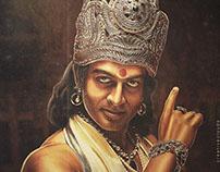 Kaviyathalaivan Poster