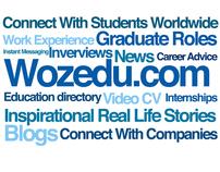 Wozedu - Adverts/Magazine Covers
