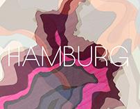 HANDMADE HAMBURG POSTERS