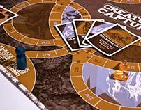 Creature Capture Board Game