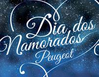 Dia dos Namorados Peugeot