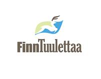FinnTuulettaa Airline Identity
