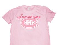 Girls Licensed T-Shirt Design