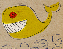 Ballena Illustration