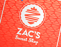 Zac's Sweet Shop