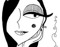 Parfait pour moi - disegni per il blog