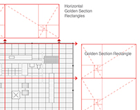 van der Rohe's Farnsworth House Geometric Analysis