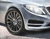 Mercedes S 500 AMG
