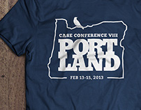 Case Conference Logo & T-Shirt