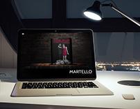 Martyn Martello Website
