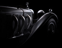 Mercedes-Benz S-Type (W06) car fine art photography