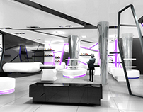 Shoes - Flagship Store Concept