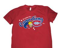 fashion design :: infant girls licensed t-shirt design