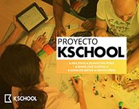 Proyecto UX Kschool