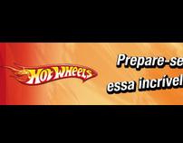 Campanha Carrinho na Garagem - HotWheels