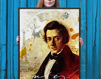 CHOPIN POSTER