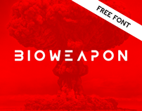 Bioweapon - FREE FONT