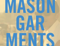 Introduction of Mason Garments