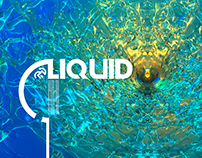 Liquid fractal