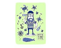 """Adventure time"" / Libretas"