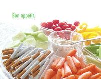 Nicorette Advertisement