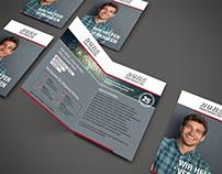Imagebroschüre für Ruhs Direktmarketing