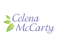 Celena McCarty // Branding & Website Design