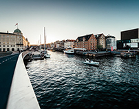 An afternoon in Copenhagen