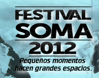 Festival SOMA - COLOMBIA 2012