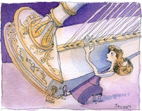 Harp Lessons for the San Diego Reader