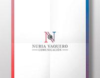 NV Comunicación - Corporate identity