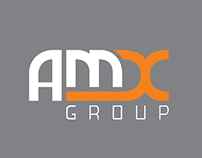 AMX - Logo Redesign - Brand Identity and Stationary