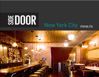 SideDoor for American Express