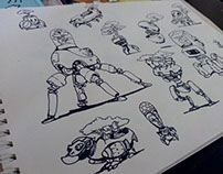 TREEBODROIDS - Future bots