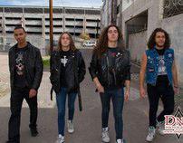Warhead Band Promo Photo Session