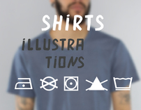 Shirts Illustrations