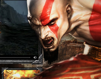 God of War III - HotSite