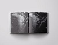 """""""L'éternité par les astres"""", éditorial design"""