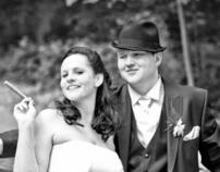 Bonnie & Clyde Wedding
