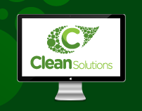 Clean Solutions - Website