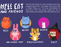 Hell Cat and Friends