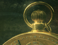 Pocketwatch 3D Image