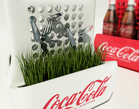 Coca-Cola Design+ Award - Coke 'N' Play