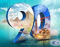 Evyap 90 Years Anniversary