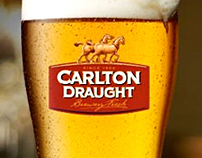 Carlton Draught Website
