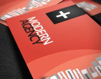 RW Swiss Style Corporate Identity