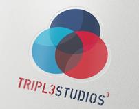 RW Triple Studios Identity