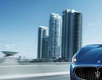 Maserati GTS Miami 2012