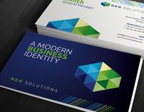 RW Modern Business Identity